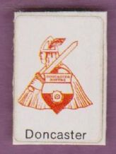 Doncaster Rovers Badge (B)
